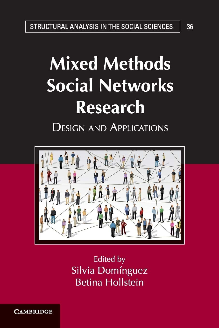 Mixed Methods Social Networks Research Design And Applications Structural Analysis In The Social Sciences Dominguez Silvia Hollstein Betina 9781107631052 Amazon Com Books