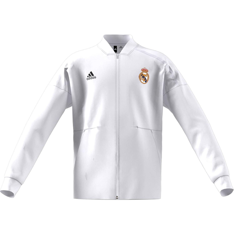 hot sale online 8cf8e c5666 adidas Real Madrid Junior Z.N.E. Jacket: Amazon.co.uk ...