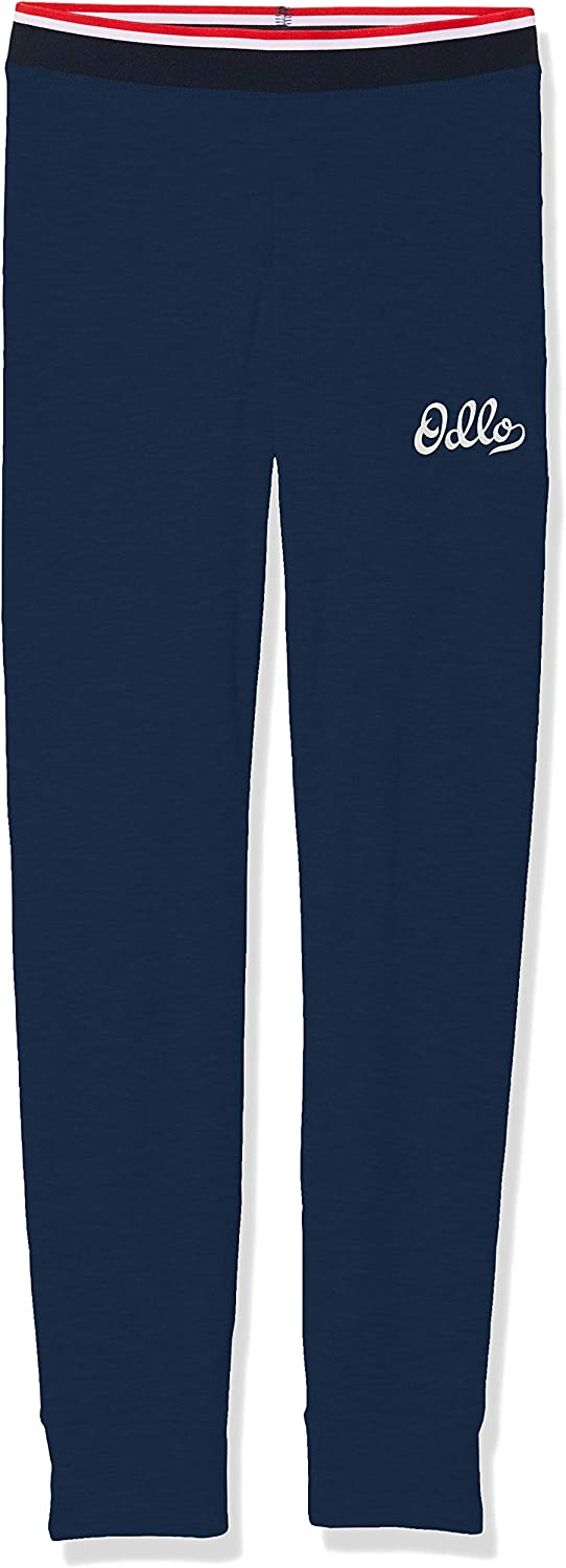 ODLO Childrens Bl Bottom Long Active Warm Originals Kids Pants