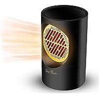 Aquecedor de espaço Aquecedores elétricos portáteis Mini aquecedor de mesa Proteção contra superaquecimento de…