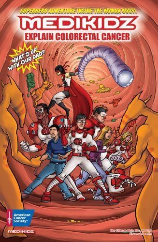 What's Up with Our Dad?: Medikidz Explain Colorectal Cancer (Medikidz Explain [Cancer XYZ]) ebook