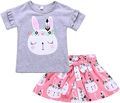 Motteecity Girls Clothes Cute Bunny Style Fall Spring Long Sleeve Hoody