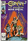 Conan the Barbarian Movie Special (1982) 1-2 Complete Movie Adaptation