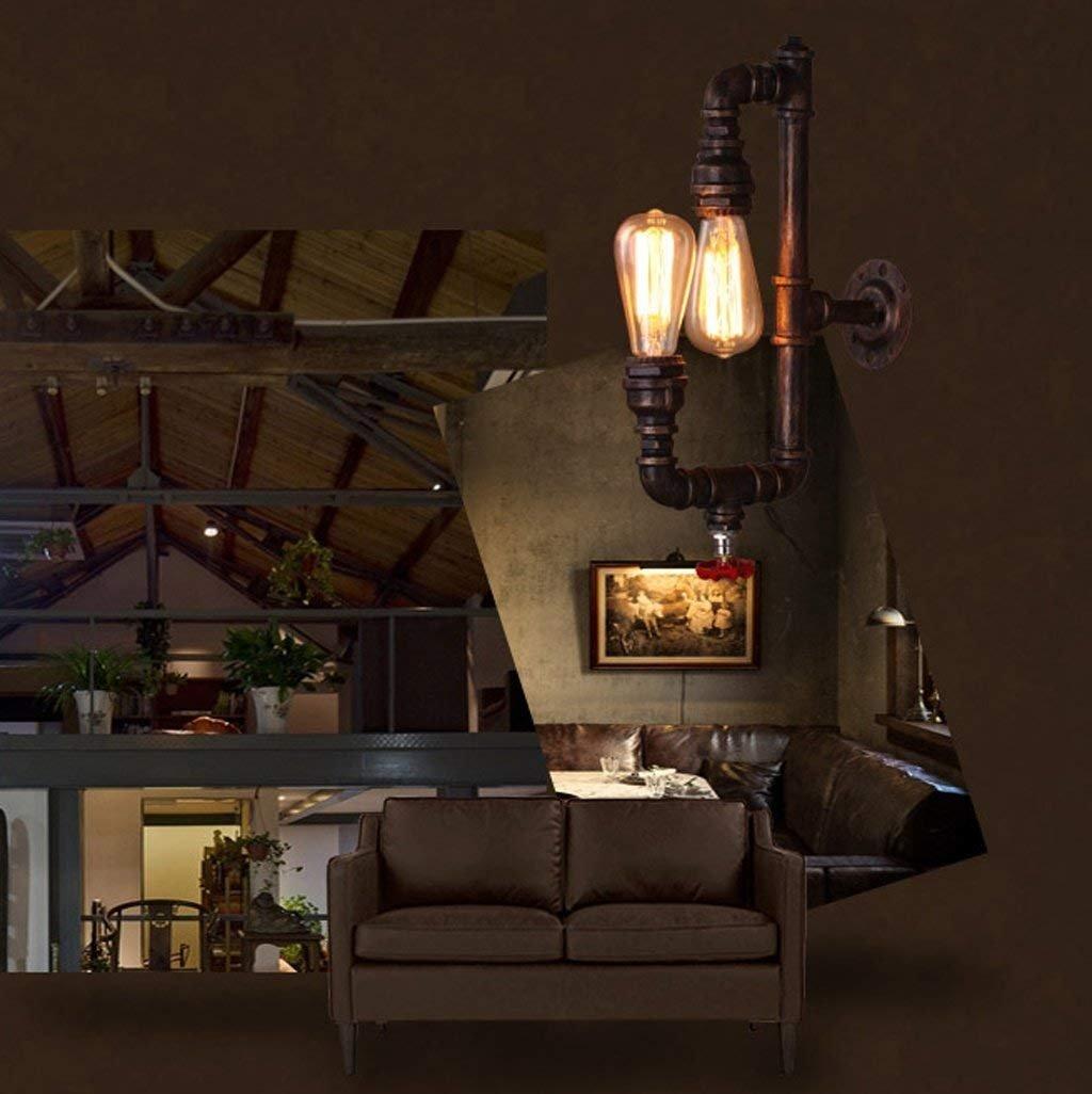 JU Retro Industrial Wind Loft Studie Bar Bar Lampe Moderne einfache Restaurant Bar kreative Kunst Beleuchtung