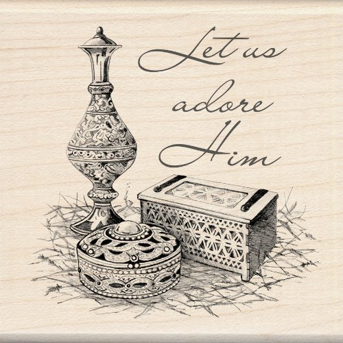 UPC 725718028688, Inkadinkado Wood Stamp, Gifts