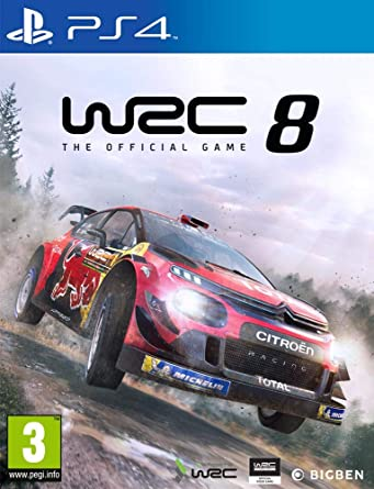 Wrc 8 Fia World Rally Championship [Importación francesa]: Amazon.es: Videojuegos