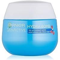 Garnier SkinActive Hydra Bomb nachtverzorging, intensieve gelcreme met granaatappel en amla, 50ml