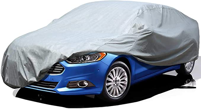High Quality Breathable Full Car Cover Water Resistant AUDI R8 COUPE