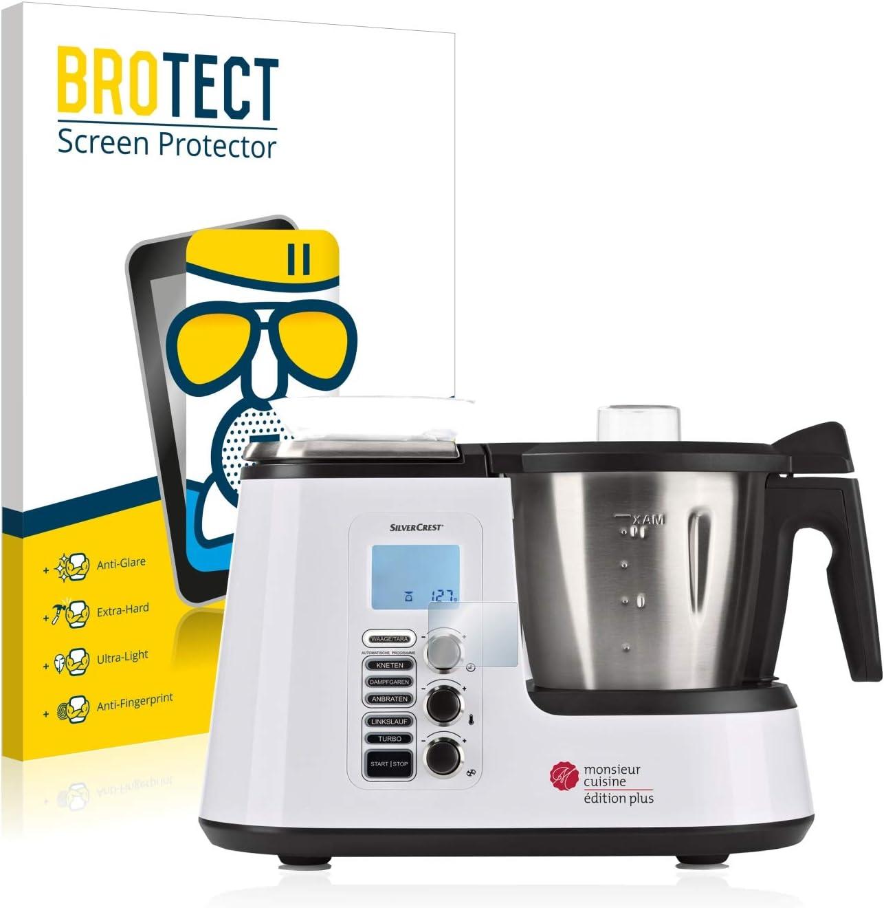 BROTECT Protector Pantalla Cristal Mate Compatible con SilverCrest ...
