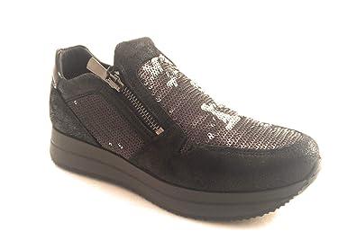 IGI&Co , Damen Sneaker Schwarz Schwarz    Amazon   Schuhe & Handtaschen 8f5793