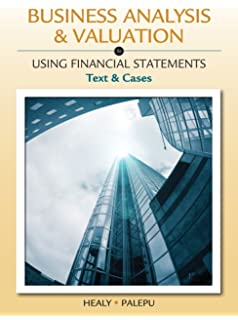 Business analysis and valuation using financial statements text business analysis and valuation using financial statements text and cases with thomson analytics fandeluxe Gallery