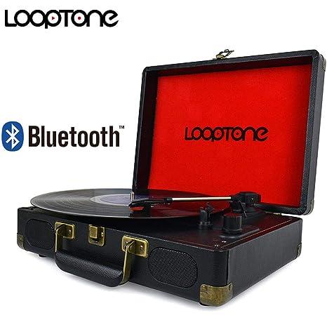 Amazon.com: LoopTone - Mesa giratoria de 3 velocidades ...