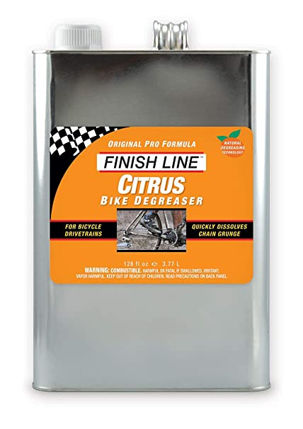 Finish Line Free Shipping Trick >> Finish Line Citrus Degreaser Bicycle Degreaser 1 Gallon Jug