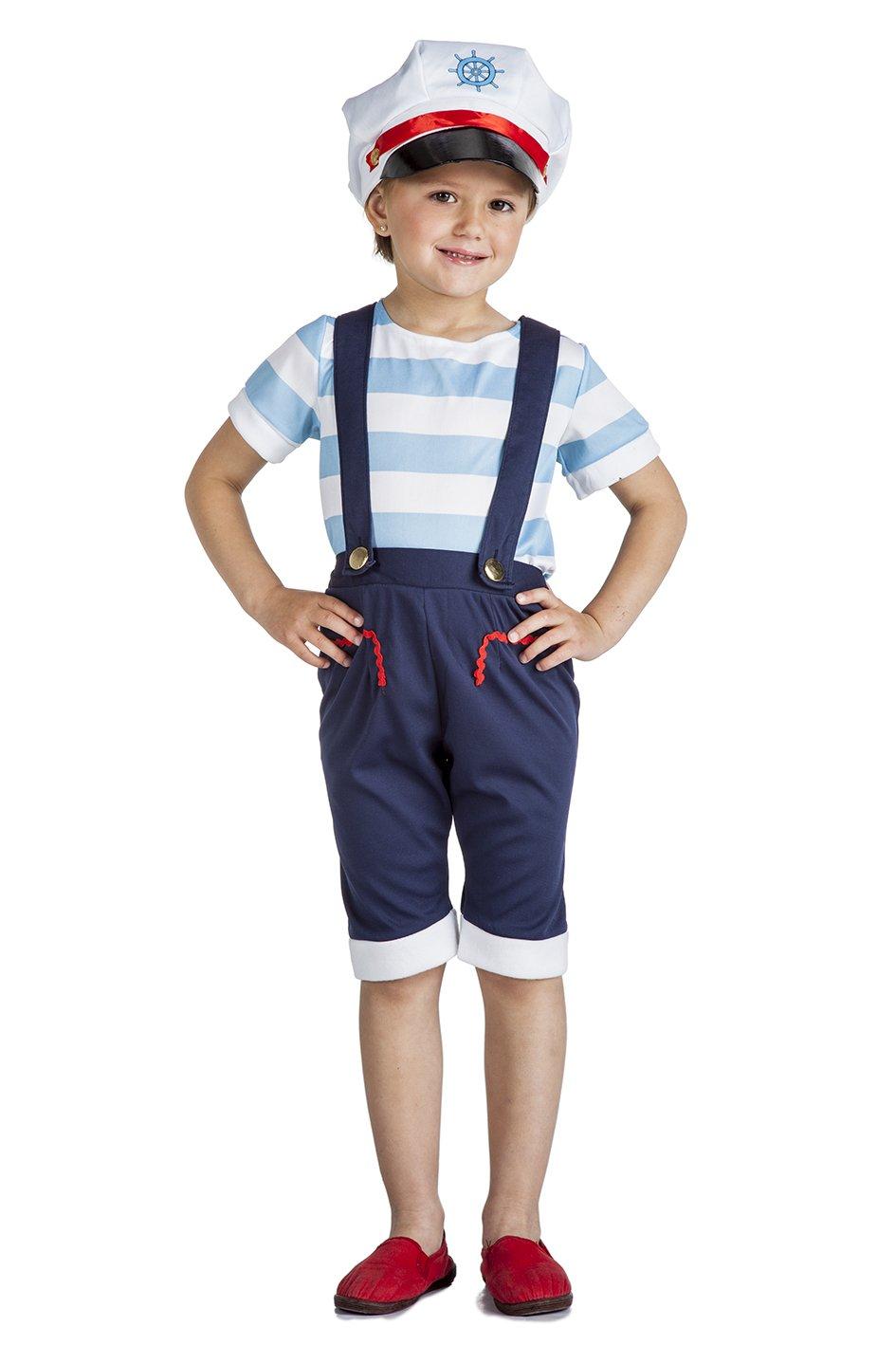 Disfraz de Loba de Mar Infantil (3-4 años): Amazon.es: Juguetes y ...
