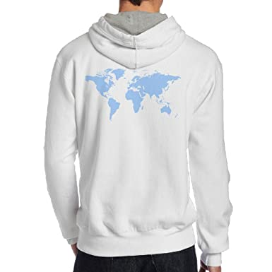 Mens world map clipart hoodies back design fashion back print mens world map clipart hoodies back design fashion back print hooded sweatshirt gumiabroncs Choice Image