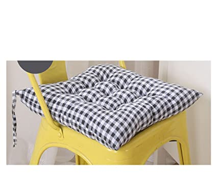 Beau DADA 1Pc Indoor Chair Pads For Kicthen Dinning Room Inches Square Tufted  Seat Cushions Pillows With