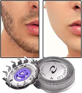 Stronrive Hojas de Repuesto de Cabezales de afeitadora de 3 Piezas ...