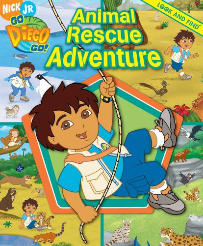 Animal Rescue Adventure (Nick Jr. Go Diego Go!)