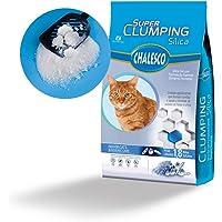 Silica Chalesco Super Clumping 1,8kg Chalesco para Gatos