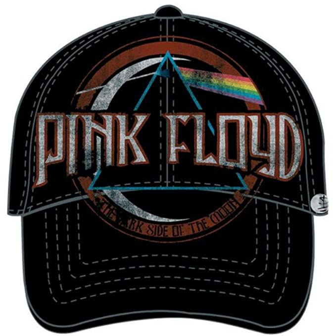 6a3cfe43e3f Amazon.com  Pink Floyd- Dark Side of the Moon Album Snapback Hat ...
