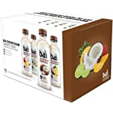 Bai Coco Volcanic Antioxidant Beverage Variety Pack (Pack of 15) 18 Fl Oz, 270 Fluid Ounce