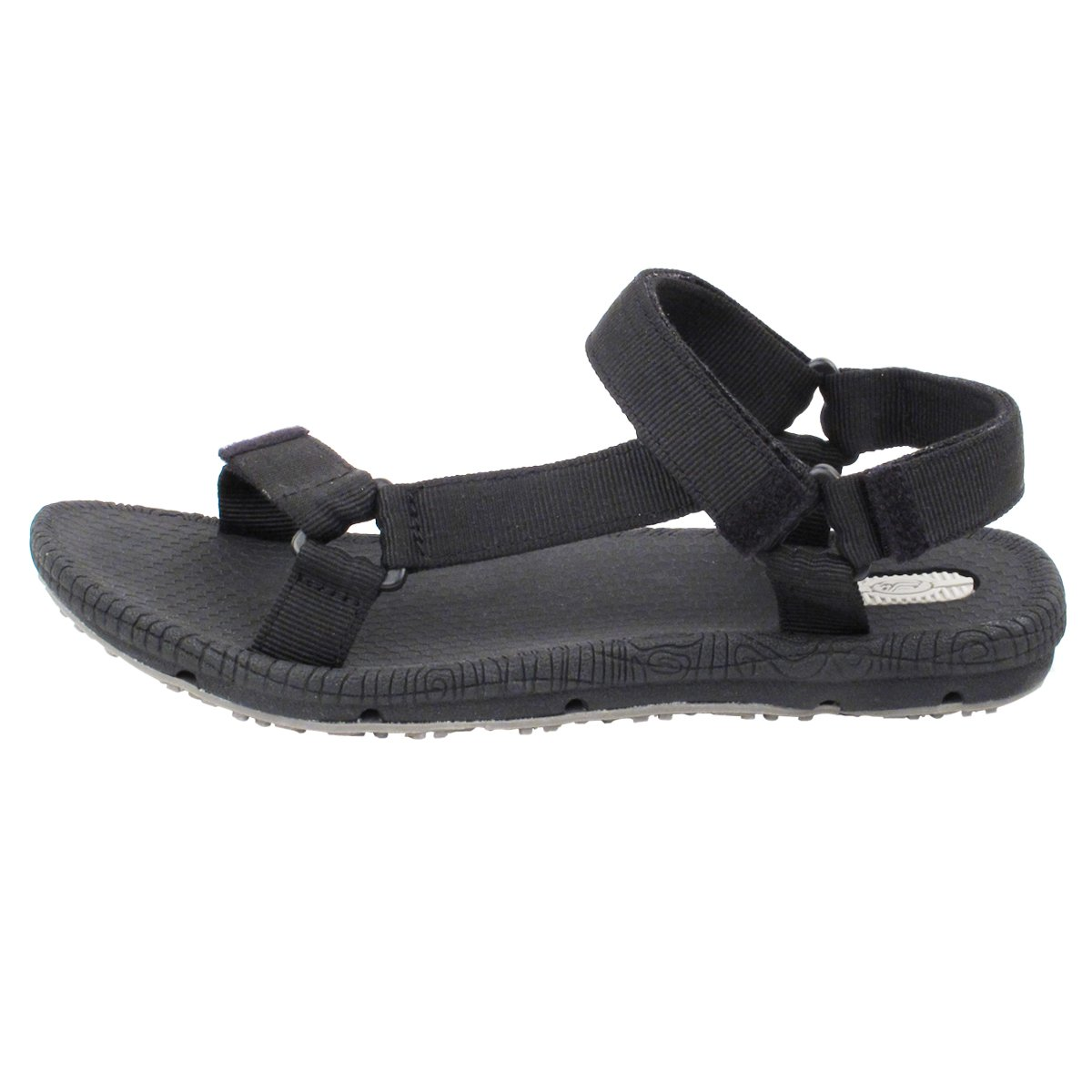 Gold Pigeon Shoes GP5931 Light Weight Adjustable Outdoor Water Sling Back Sandals for Men & Women B01N4PINA7 EU40: Women 9.5/10 & Men 8/8.5 (266mm)|Black
