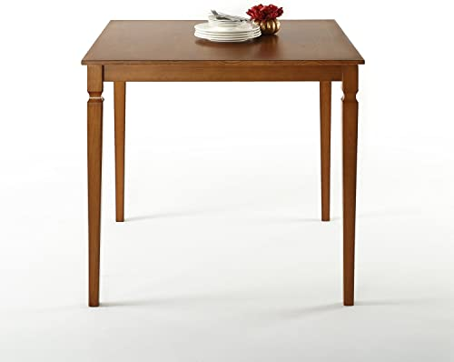 Zinus Drury Counter Height Square Wood Dining Table Table Only
