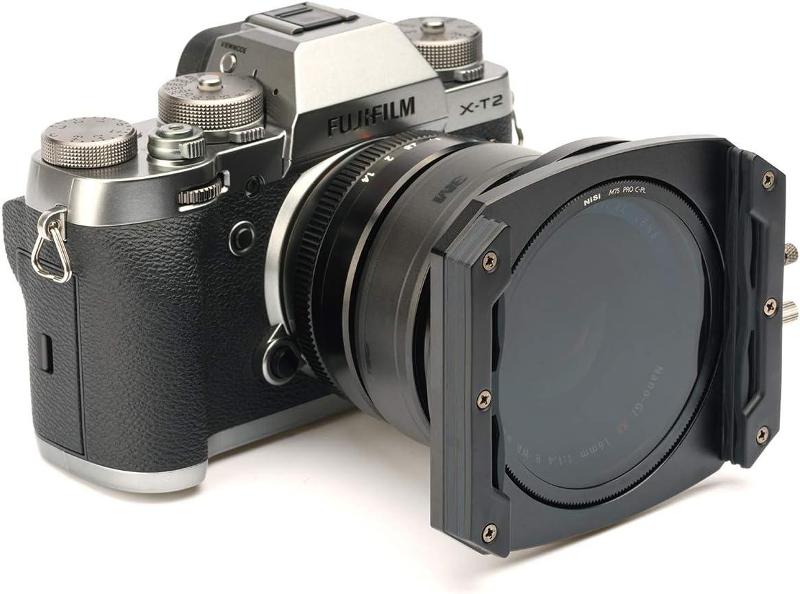 NiSi Portafiltro M75 para Cámaras Mirrorless/Cámaras Compactas de ...