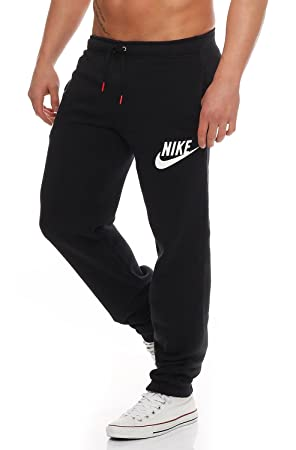 best prices pick up separation shoes Nike Big Logo Fleece Herren Jogginghose
