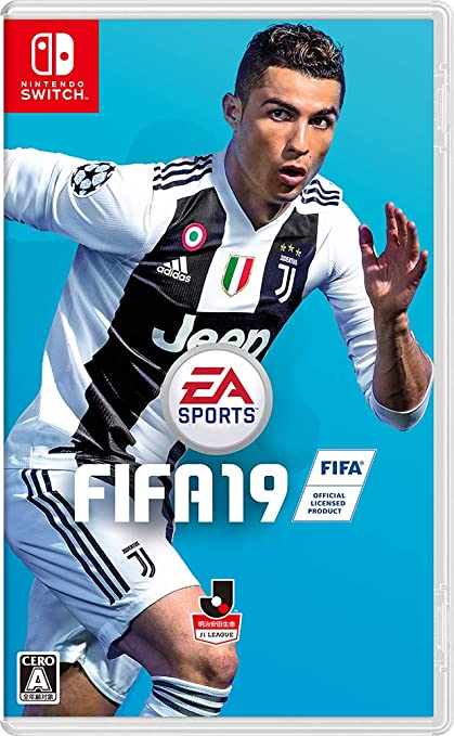 Electronic Arts FIFA 19 NINTENDO SWITCH JAPANESE IMPORT REGION ...
