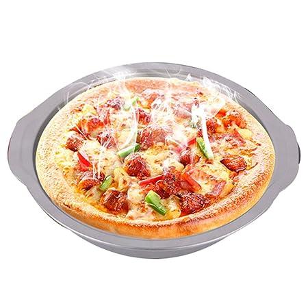 Bandeja de pizza Bandejas para Horno Despacho Bandeja para Hornear ...