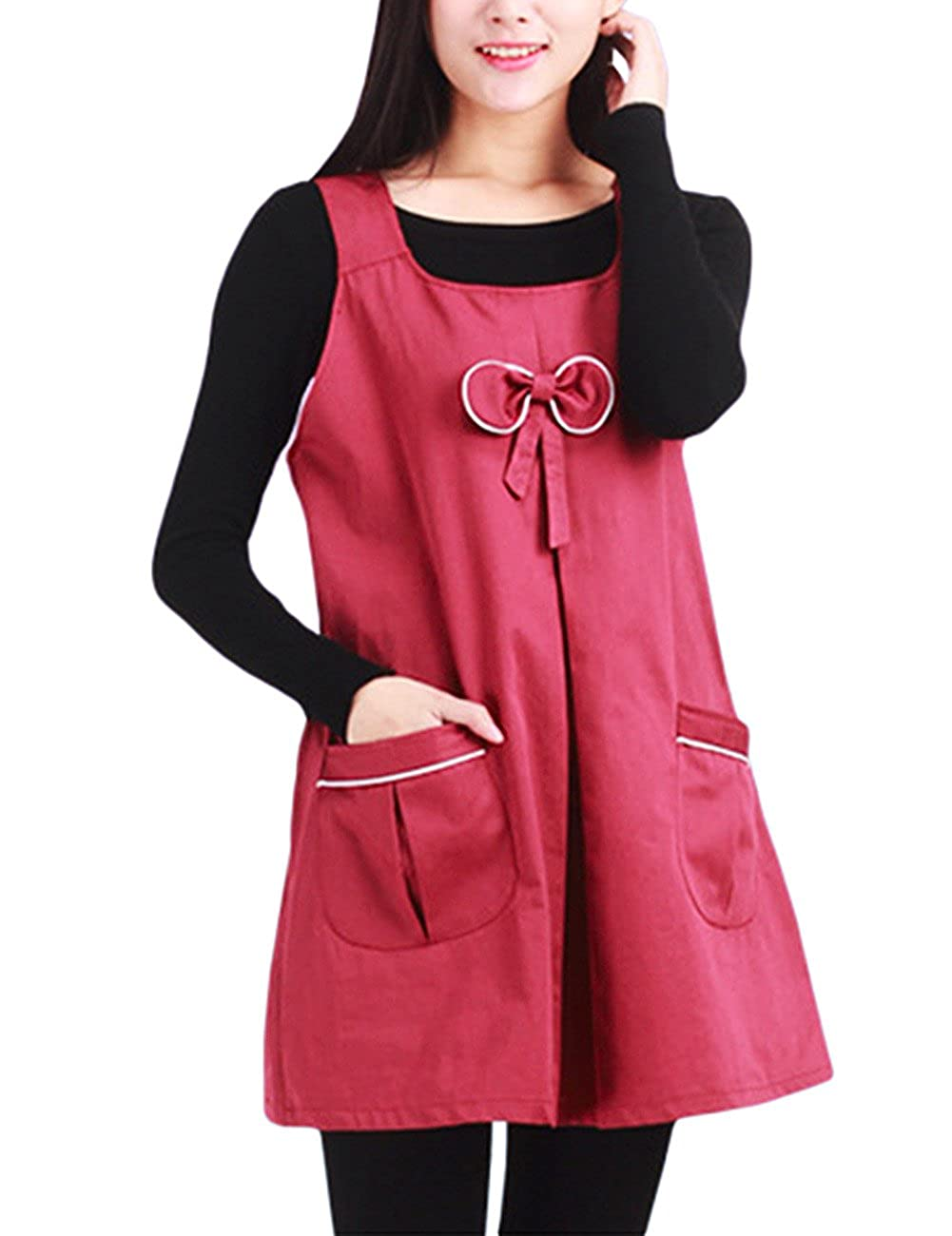 Lanlan Anti-Radiation Maternity Clothes Apron Tank Protection Shield Dresses PD-LCL-20170717-8-06