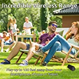 OontZ Angle 3 Ultra (3rd Gen) 5.0 Bluetooth Speaker (Updated), 14 Watts, Hi-Quality Sound & Bass, 100 Ft Wireless Range, Play Two Speakers Together, IPX7, Bluetooth Speakers by SoundWorks