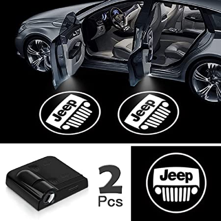 Jeep Car Door Lights - Perfect gift for Jeep lovers