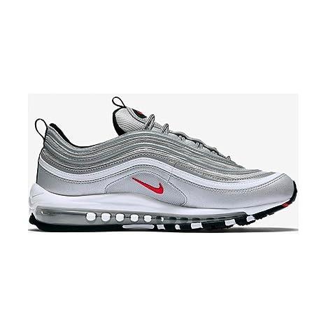 Nike off argentato