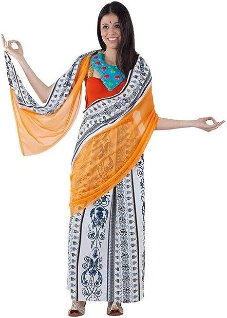 DISBACANAL Disfraz Hindú Mujer - -, L: Amazon.es: Juguetes y juegos