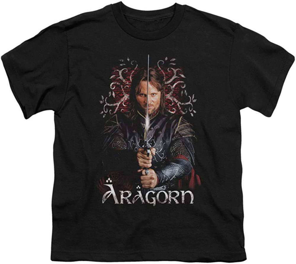 Lord Of The Rings Aragorn Youth T-shirt
