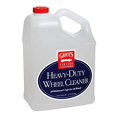 Griot's Garage 11027 Heavy Duty Wheel Cleaner Gallon: Automotive