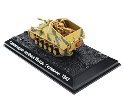 Amazon com: Jiaa Wasp 105Mm Self-Propelled Howitzer Tank
