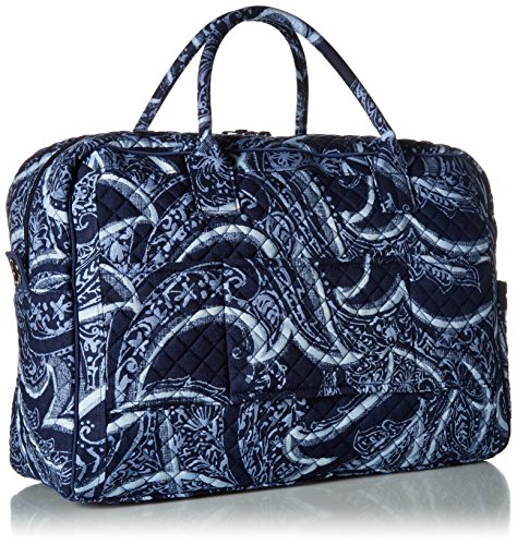 Vera Bradley Iconic Weekender Travel Bag, Signature Cotton, Indio by Vera Bradley (Image #2)