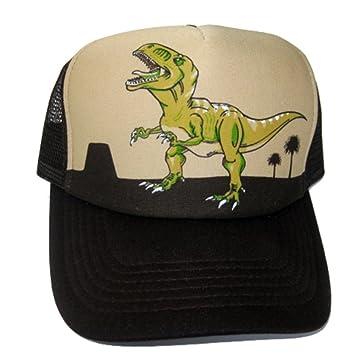 the good dinosaur baseball cap children kids toddler tyrannosaurus hat brown jr