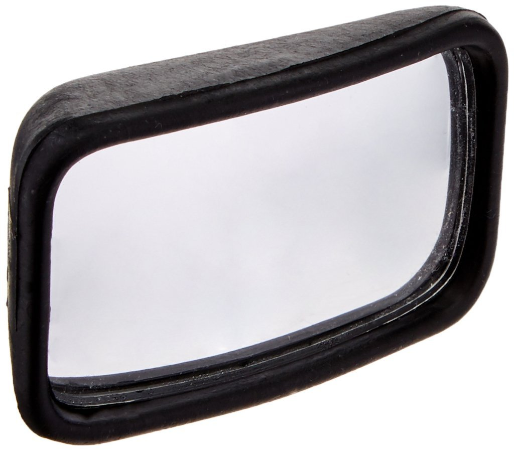 Pilot Automotive MI-003 1-1/2' x 2' Wedge Blind-Spot Mirror, 1 Pack