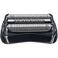 21B Shaver Part for Braun, Black, Compatible with Models 300s and 310s cruZer5clean cruZer6clean 320r 21B