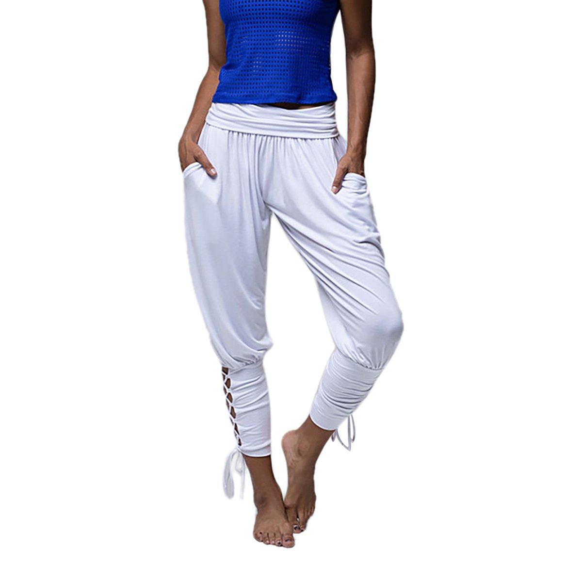 CZ Women Yoga Pants Athletic Trousers