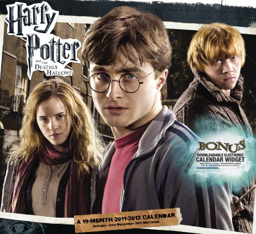Harry Potter Deathly Hallows Calendar product image