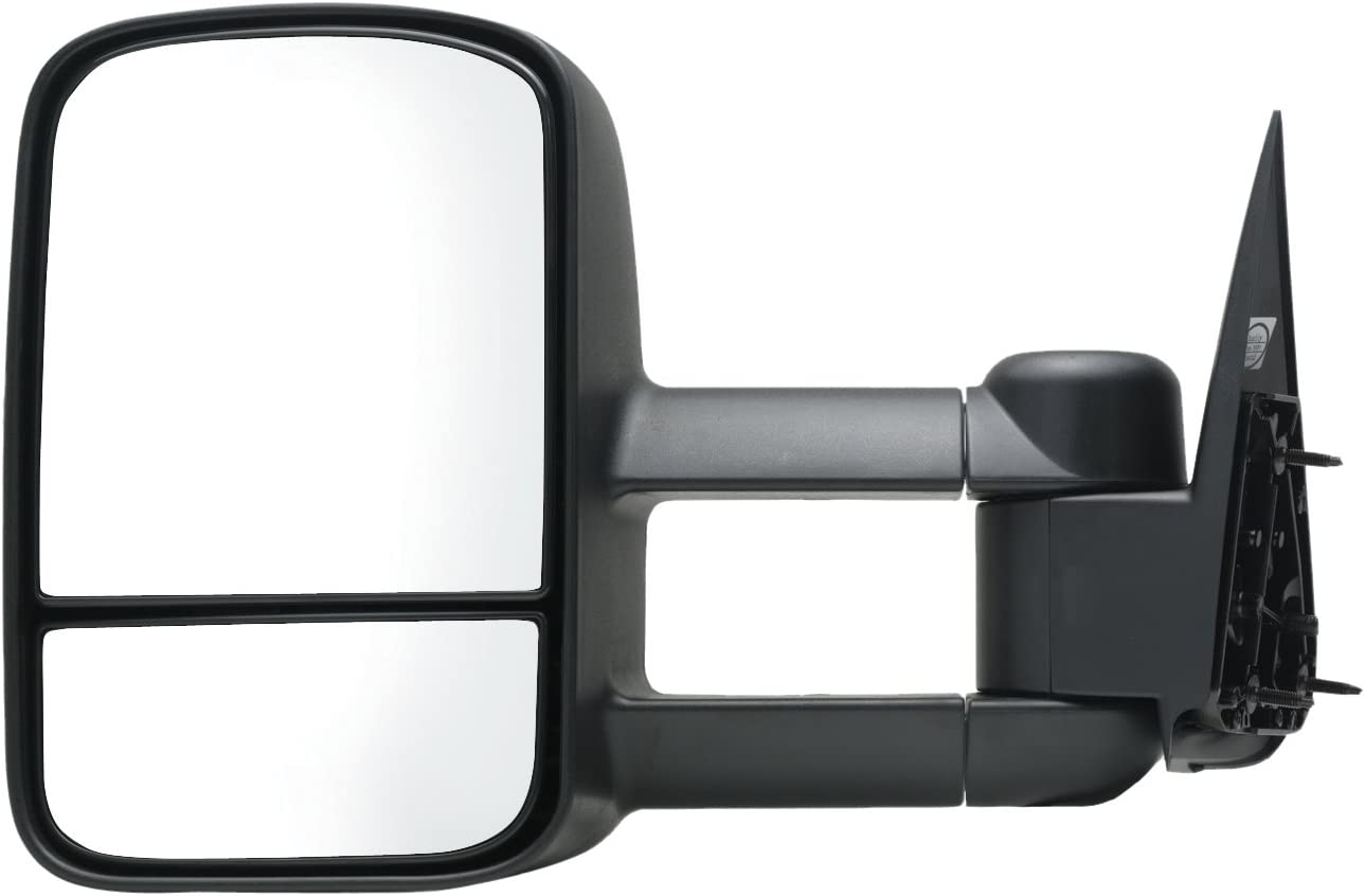 New TYC Door Mirror Left Fits 1999-2007 Chevrolet Silverado 1500 15172060