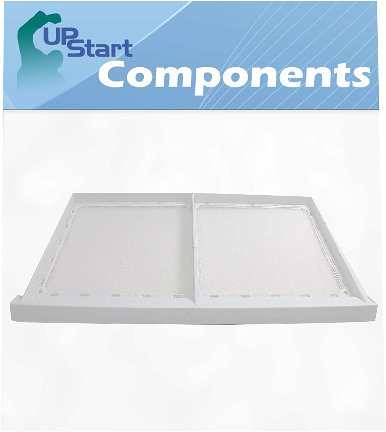 131450300 Dryer Lint Filter Replacement For Part Number Ap2106905 - Compatible With 131450300 Lint Screen Trap Catcher