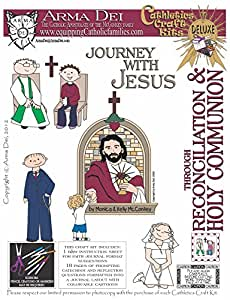 Journey with Jesus through Holy Communion