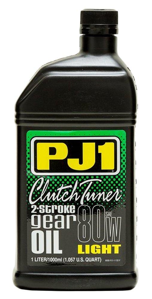 pj1 11 – 32クラッチチューナー2t 80 Wギアオイル、1 L B000WO756G