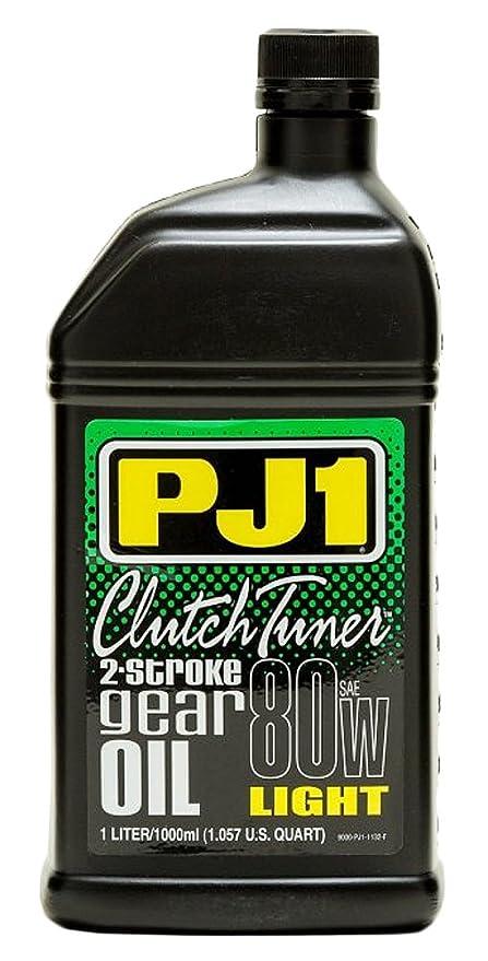 PJ1 11 – 32 sintonizador de Embrague 2T 80 W Gear Aceite, ...